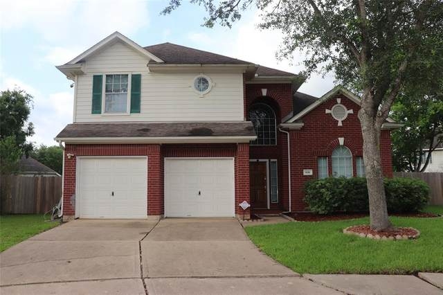 806 Featherbrook Court, Sugar Land, TX 77479 (MLS #65456187) :: Green Residential