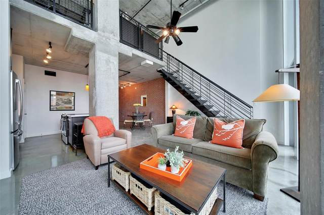 2000 Bagby Street #5416, Houston, TX 77002 (MLS #65459691) :: The Parodi Team at Realty Associates