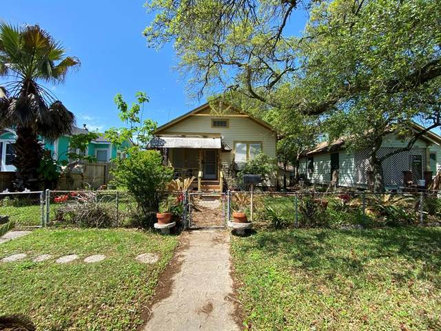 4616 Avenue O 1/2, Galveston, TX 77551 (MLS #6546157) :: The SOLD by George Team