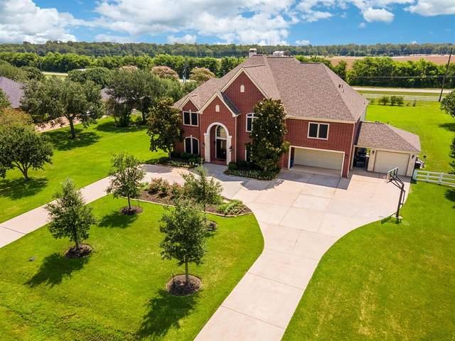 7311 Savannah Glen Lane, Richmond, TX 77469 (MLS #65462111) :: Lerner Realty Solutions