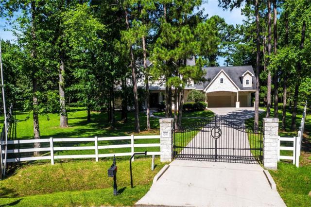 12335 Pin Oak Drive, Magnolia, TX 77354 (MLS #65466309) :: Texas Home Shop Realty