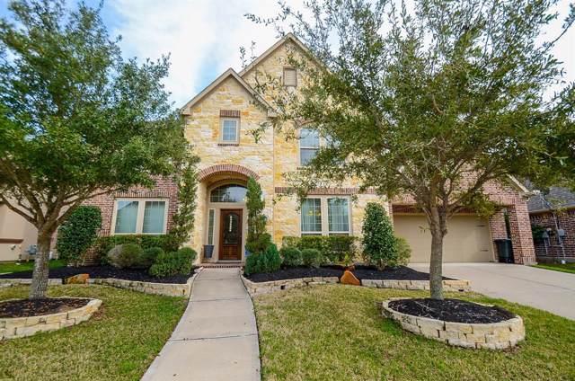 3415 Antelope Creek Lane, Katy, TX 77494 (MLS #65471370) :: The Sansone Group