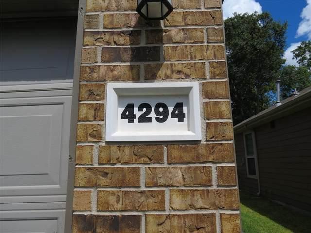 4294 Roaring Timber Drive, Conroe, TX 77304 (MLS #65477669) :: NewHomePrograms.com LLC