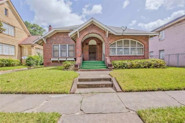 1611 Wentworth Street, Houston, TX 77004 (MLS #65479409) :: The Parodi Team at Realty Associates