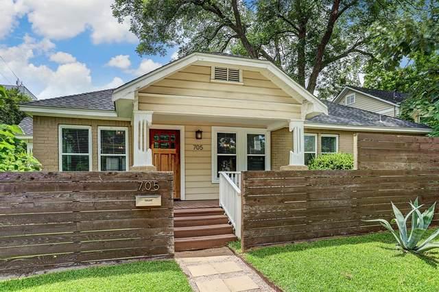 705 Hemphill Street, Houston, TX 77007 (MLS #65481985) :: NewHomePrograms.com LLC
