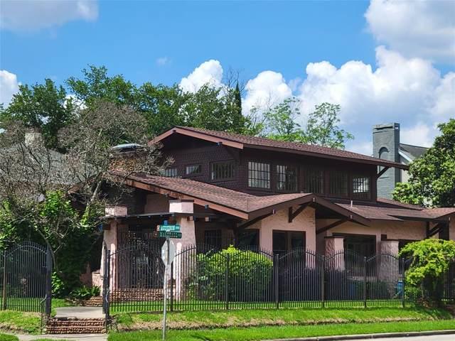 3702 Audubon Place, Houston, TX 77006 (MLS #65483982) :: Connect Realty