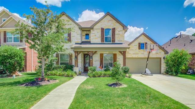 7015 Albion Falls Trail, Spring, TX 77379 (MLS #65484000) :: The Heyl Group at Keller Williams
