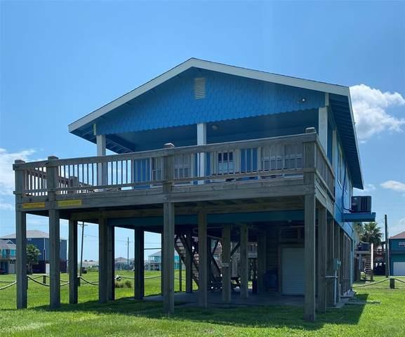 909 Palmview, Crystal Beach, TX 77650 (MLS #6548567) :: Texas Home Shop Realty