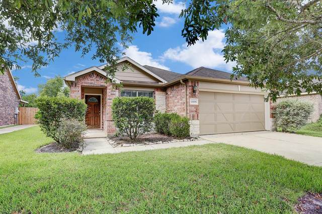 13006 Trail Manor Drive, Pearland, TX 77584 (MLS #65491920) :: The Queen Team