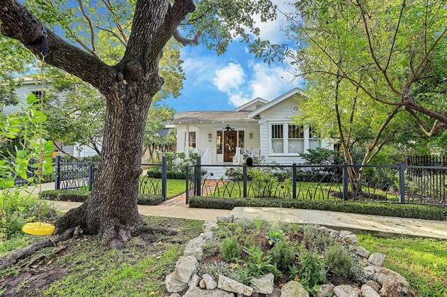 518 Woodland Street, Houston, TX 77009 (MLS #65500532) :: Green Residential