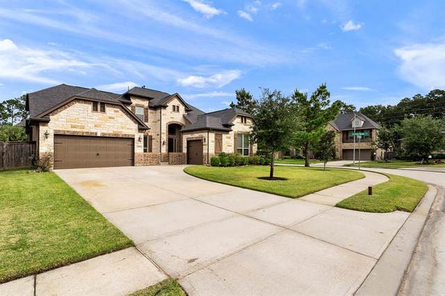 12923 Wickerhill Falls Court, Humble, TX 77346 (MLS #65508500) :: Giorgi Real Estate Group