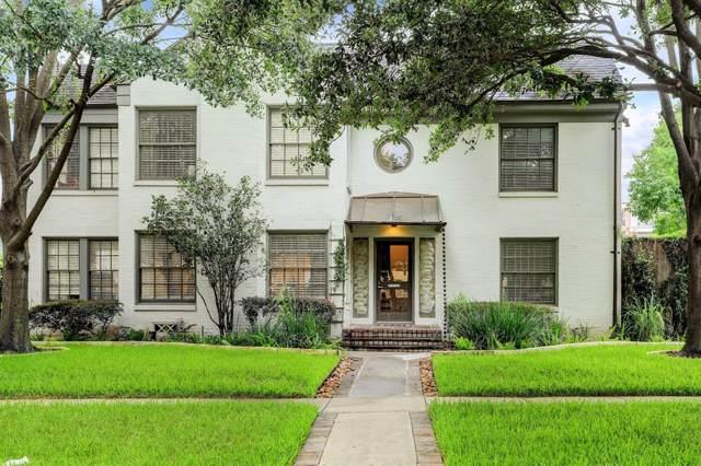 1732 Lexington Street, Houston, TX 77098 (MLS #65511366) :: NewHomePrograms.com LLC