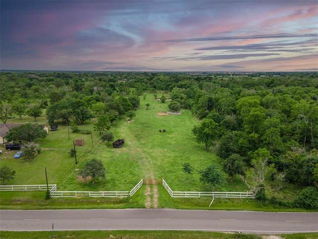 0 Stevens Road, Manvel, TX 77578 (MLS #65516070) :: Caskey Realty