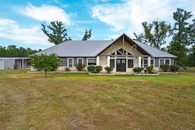 360 Pinedale Road, Huntsville, TX 77320 (MLS #6552110) :: Ellison Real Estate Team