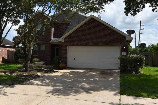 11916 White Water Bay Drive, Pearland, TX 77584 (MLS #6552176) :: The Bly Team
