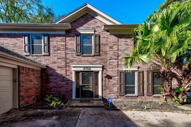 2722 Woodsboro Drive, Spring, TX 77388 (MLS #65537962) :: Texas Home Shop Realty