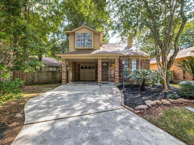 10 Fiddlers Cove Place, The Woodlands, TX 77381 (MLS #65542499) :: Lerner Realty Solutions