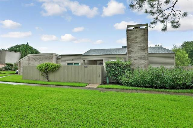1415 Chardonnay Drive #140, Houston, TX 77077 (MLS #6554819) :: Connect Realty