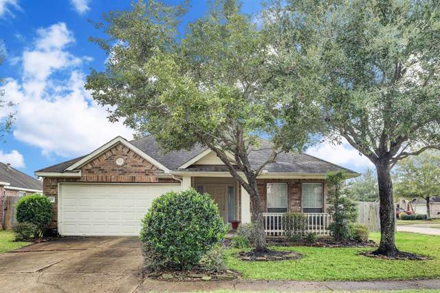 4614 Brazos Bend Drive, Pearland, TX 77584 (MLS #65556843) :: Ellison Real Estate Team