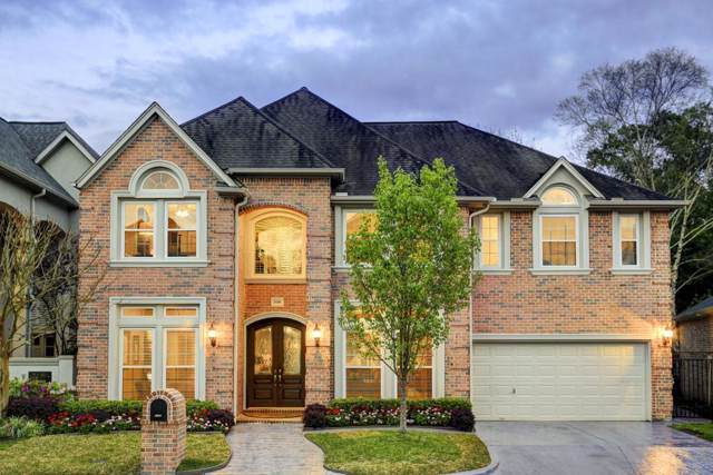 1130 Bayou Island Drive, Houston, TX 77063 (MLS #65563095) :: The Sansone Group