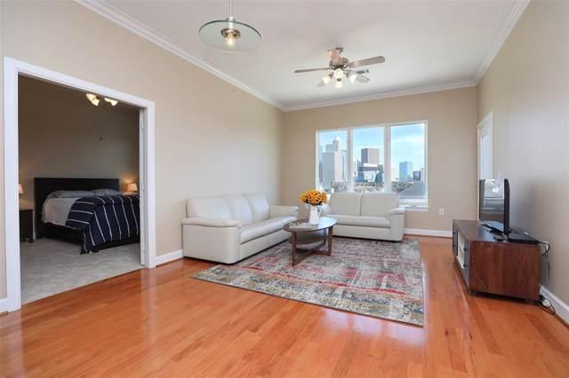 1900 Genesee Street #302, Houston, TX 77006 (MLS #65567627) :: Giorgi Real Estate Group