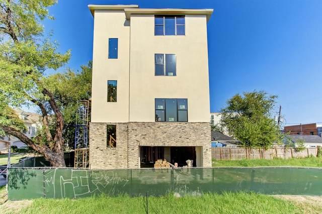 6703 Kelvin Drive, Houston, TX 77030 (MLS #65581168) :: Parodi Group Real Estate