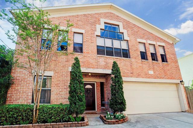 914 W 25th Street #1, Houston, TX 77008 (MLS #65587174) :: Texas Home Shop Realty