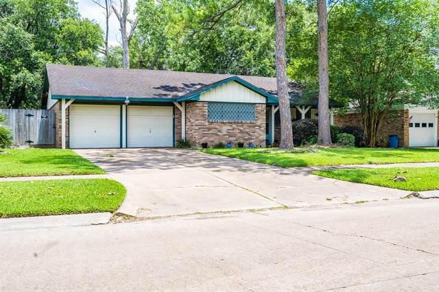 2811 Blueberry Lane, Pasadena, TX 77502 (MLS #65595275) :: Bay Area Elite Properties