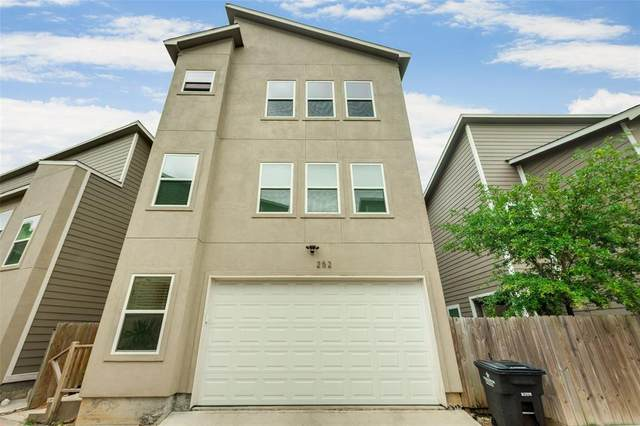 252 Lenox Street, Houston, TX 77011 (MLS #65605750) :: The Sansone Group