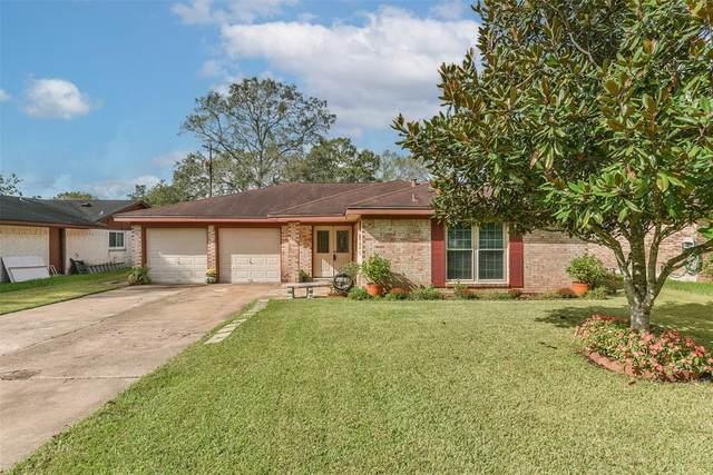 505 Orleans Street, League City, TX 77573 (MLS #65612397) :: Green Residential