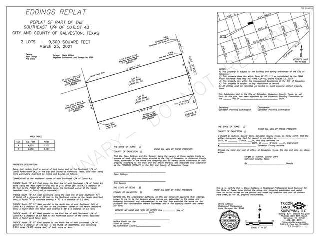 1601 21st Street, Galveston, TX 77550 (MLS #65619753) :: Lisa Marie Group | RE/MAX Grand