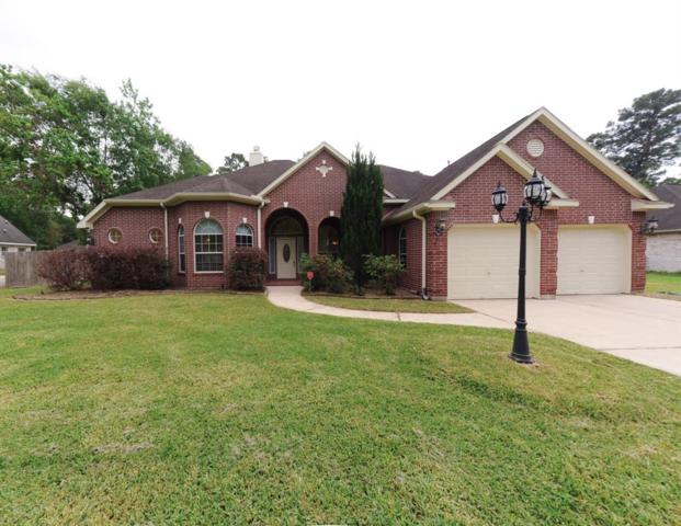 502 Weeping Willow Way, Magnolia, TX 77354 (MLS #65627652) :: The Home Branch