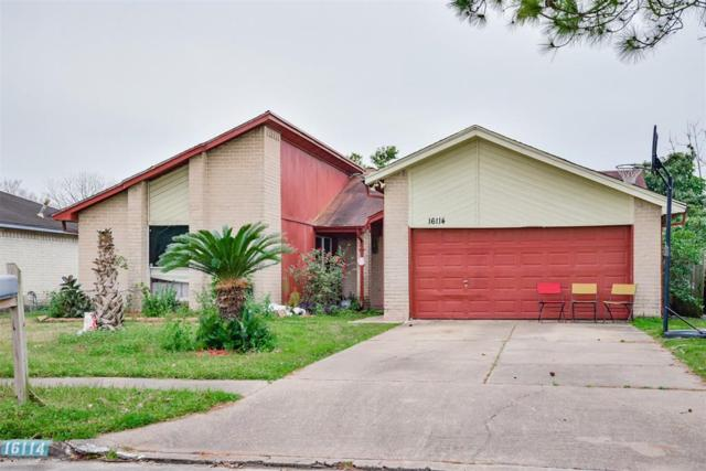 16114 Windom Drive, Houston, TX 77598 (MLS #6563176) :: The SOLD by George Team