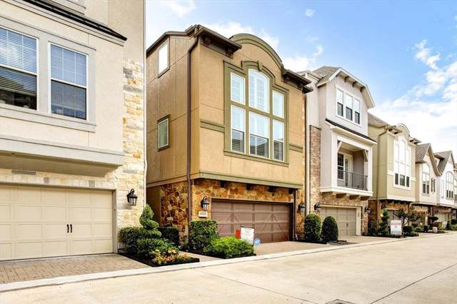 8320 Ginger Oak Street, Houston, TX 77055 (MLS #65637918) :: The SOLD by George Team