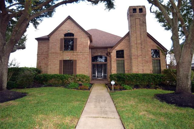 3711 Crow Valley Drive, Missouri City, TX 77459 (MLS #65639764) :: The Bly Team