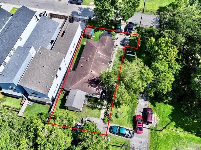 328 E 39th Street, Houston, TX 77018 (MLS #65640070) :: My BCS Home Real Estate Group
