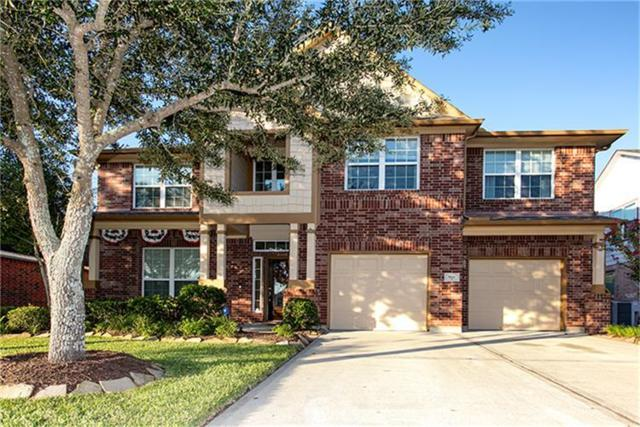 6104 Timbermoss Court, League City, TX 77573 (MLS #65653710) :: Texas Home Shop Realty