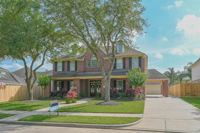1163 Rustling Wind Lane, League City, TX 77573 (MLS #65660618) :: The Bly Team