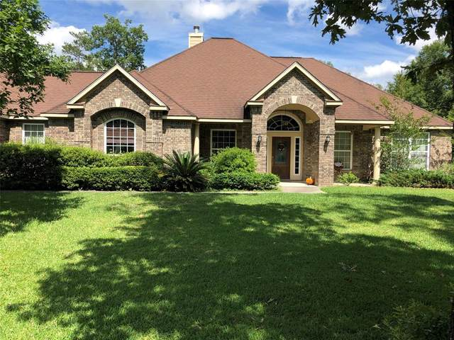 3780 Chisolm Court, Cleveland, TX 77328 (MLS #65664290) :: The Freund Group