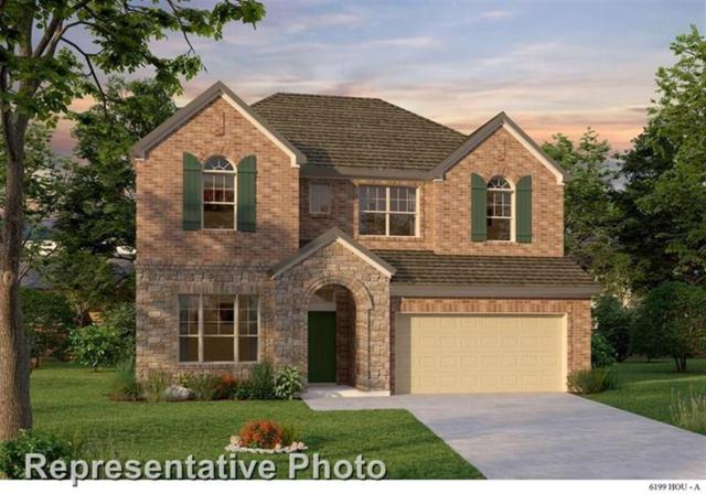 11007 Bluewater Lagoon, Cypress, TX 77433 (MLS #65665880) :: The Bly Team