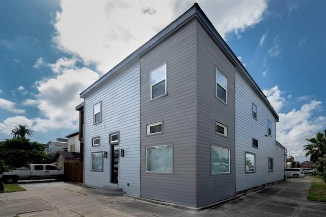 3602 Avenue K, Galveston, TX 77550 (MLS #65673374) :: NewHomePrograms.com LLC