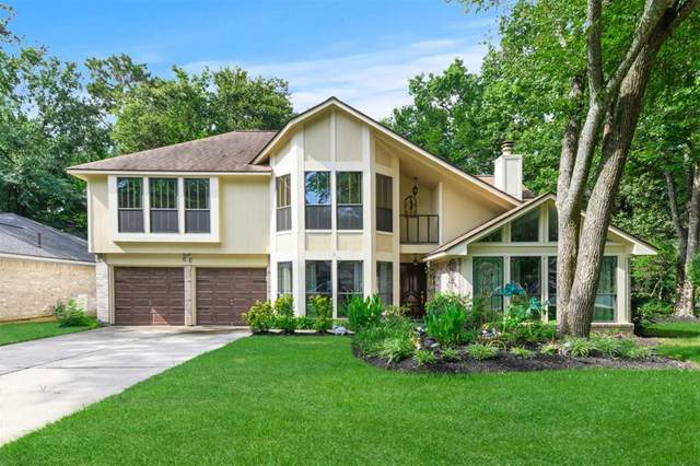 66 Night Song Court, The Woodlands, TX 77380 (MLS #65675691) :: Michele Harmon Team