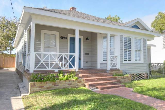 2011 39th Street, Galveston, TX 77550 (MLS #65682046) :: Homemax Properties