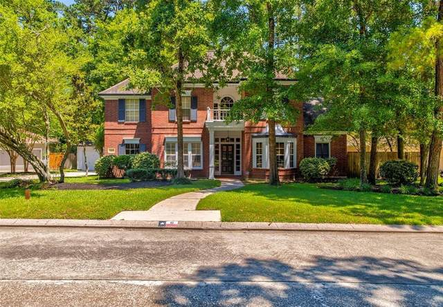 6 Golden Place, The Woodlands, TX 77381 (MLS #65682661) :: Caskey Realty