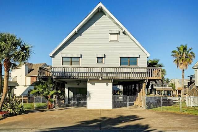518 Paradise Drive, Tiki Island, TX 77554 (MLS #65684492) :: The Jennifer Wauhob Team