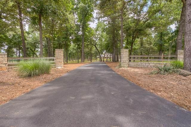 204 Tanglewood Drive, Huntsville, TX 77320 (MLS #65691547) :: My BCS Home Real Estate Group
