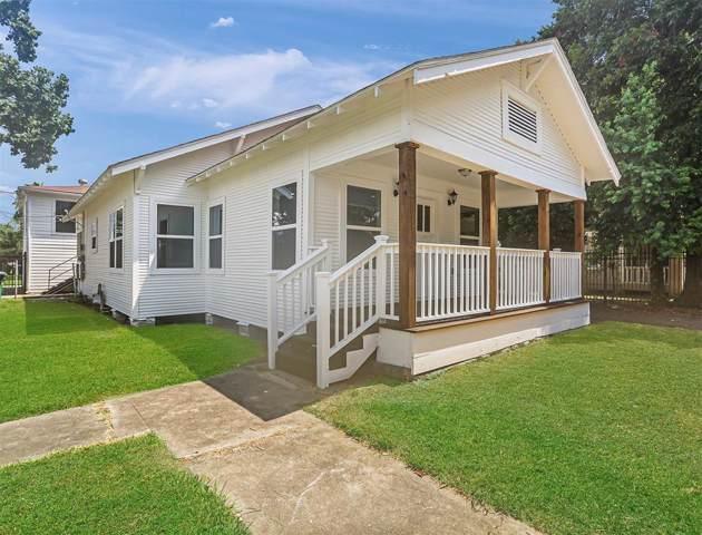 1501 Lee Street, Houston, TX 77009 (MLS #65693981) :: Texas Home Shop Realty