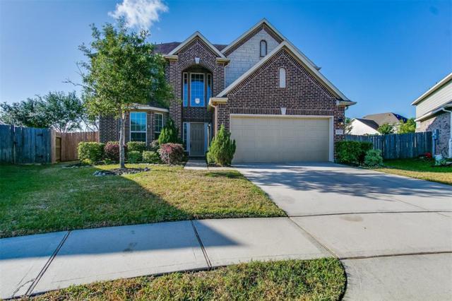 6153 Flint Court, League City, TX 77573 (MLS #65694441) :: Texas Home Shop Realty
