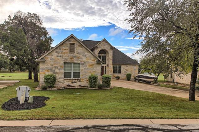 18680 Champions Circle, Point Venture, TX 78645 (MLS #65705395) :: The SOLD by George Team