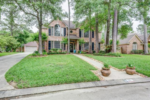 26 Brookline Court, The Woodlands, TX 77381 (MLS #65707607) :: Team Parodi at Realty Associates